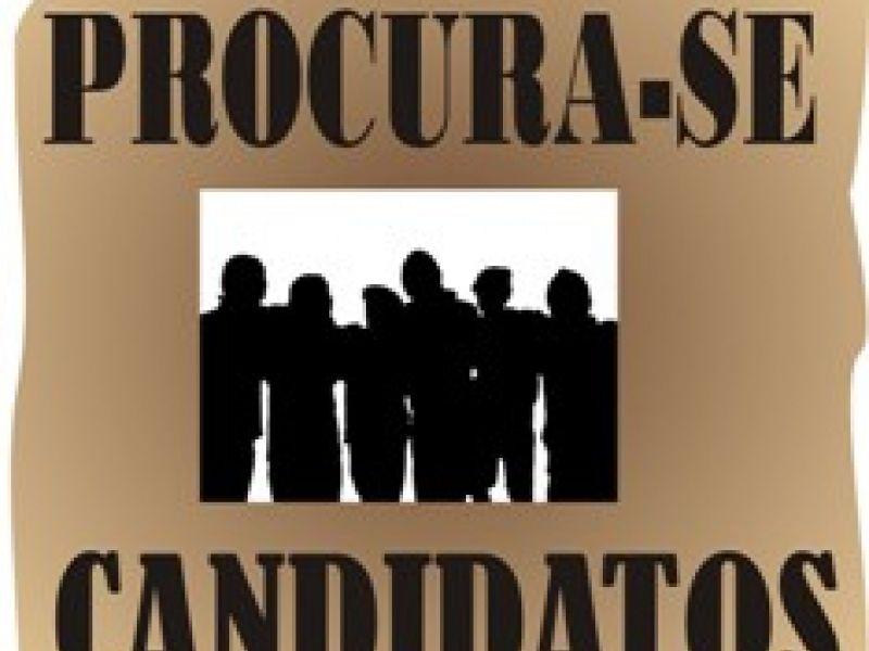 CLASSIFICADOS - Precisam-se de candidatos a Presidente da República
