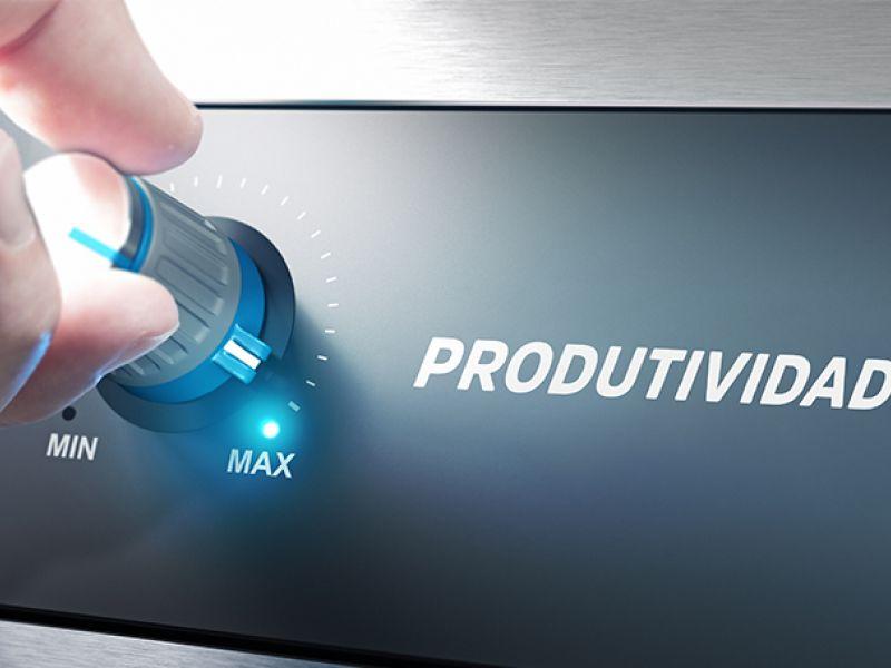 O desafio da produtividade
