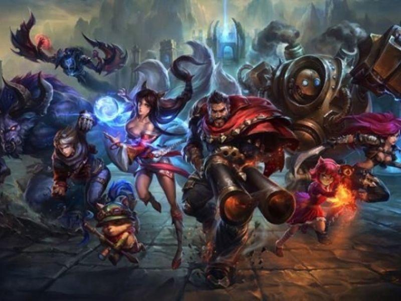 League of Legends - conhecendo o jogo