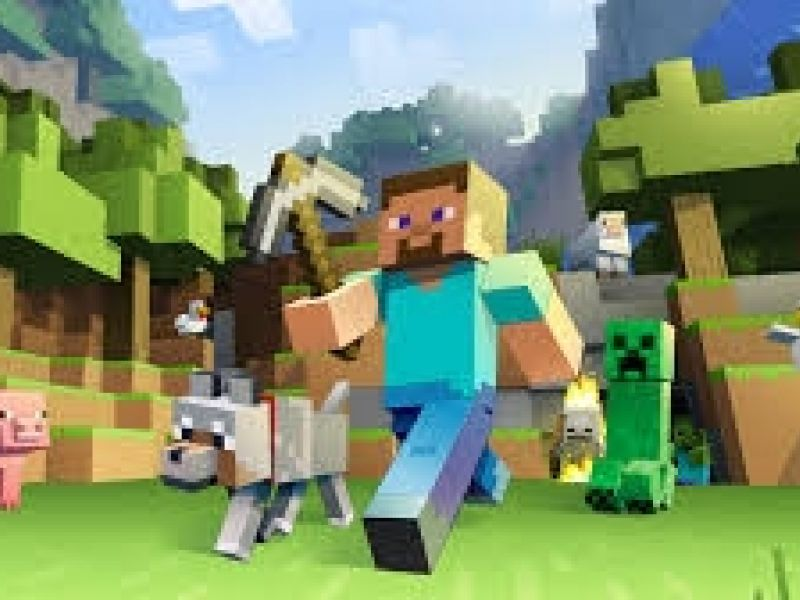 Minecraft - Um jogo de construção