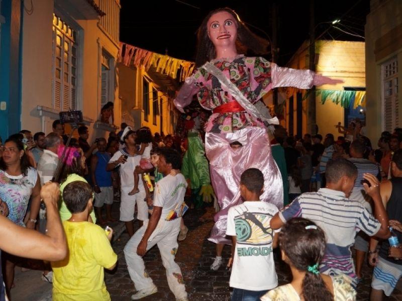 Galeante da Noite e BH Folia agitam o fim de semana em Penedo