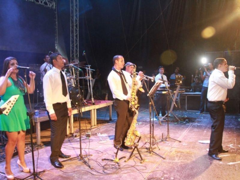 Feriadão da região conta com orquestra Cores do Mar e Jammil