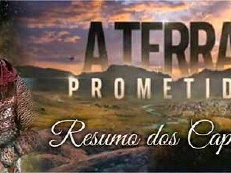 "Resumo da novela ""A Terra Prometida"": capítulos de 16 a 20 de janeiro"