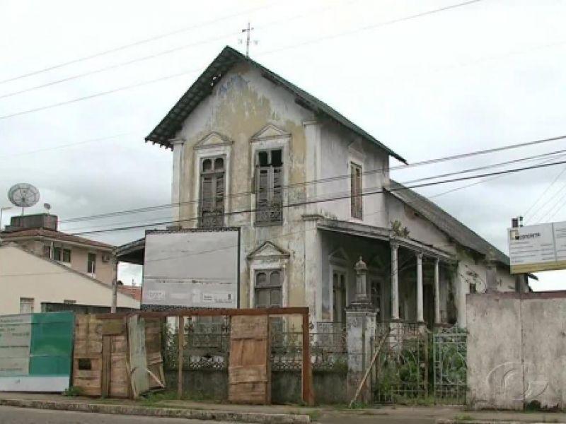 Ordem de Serviço para Restauração do Chalé dos Loureiros, em Penedo, é assinada