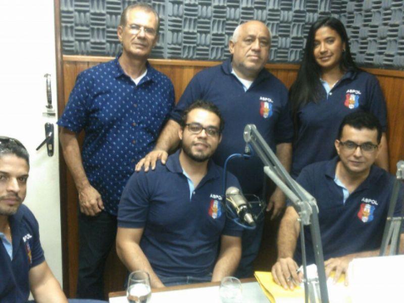Em entrevista a Penedo FM, Aspol denuncia usurpação de funções privativas em Alagoas