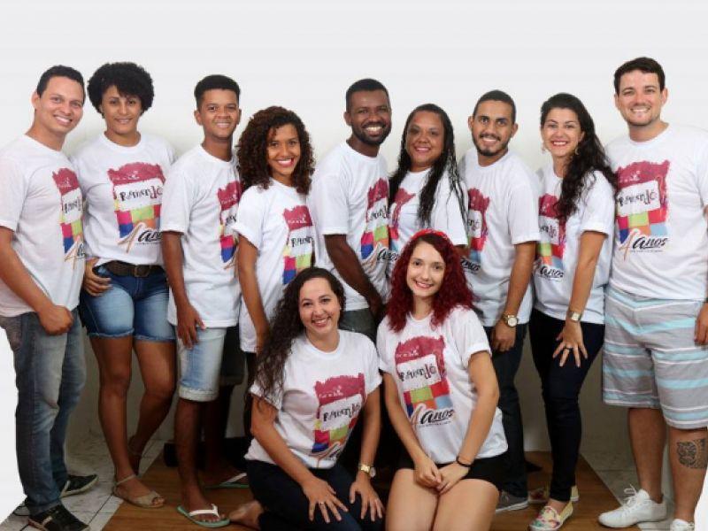 Companhia teatral comemora aniversário com apresentação de espetáculo em Penedo