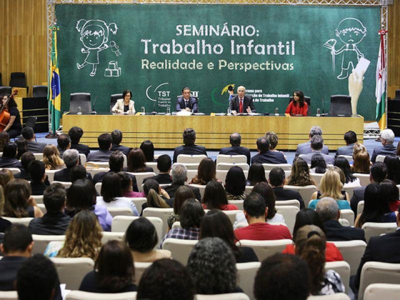 Seminário em Penedo discutirá propostas para enfrentamento ao trabalho infantil