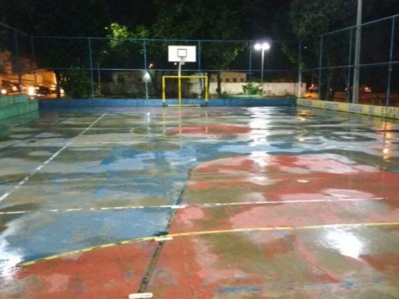 Aprovado projeto de lei que exige quadras poliesportivas nas novas escolas públicas