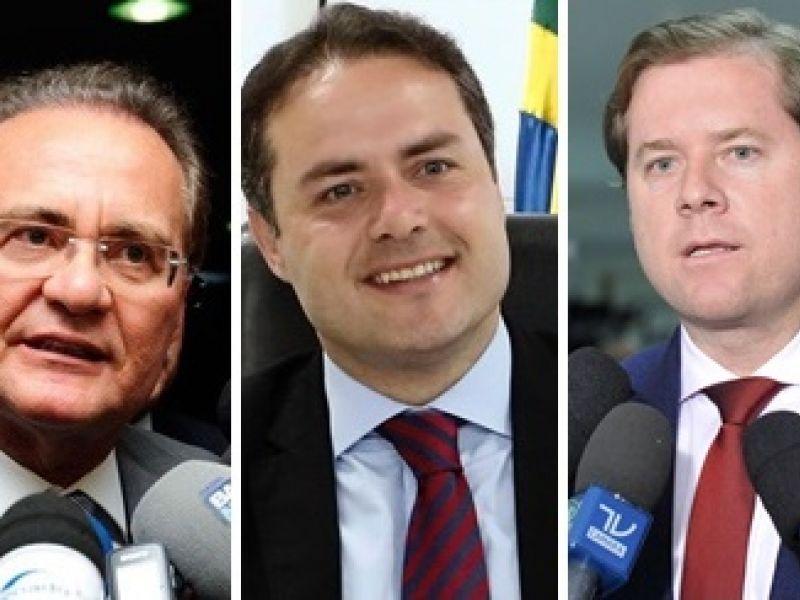 Renan Filho, Marx Beltrão e Renan Calheiros marcam presença nesta sexta-feira em Penedo