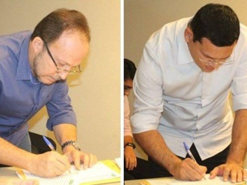 Partido Social Cristão filia dois novos prefeitos em Alagoas