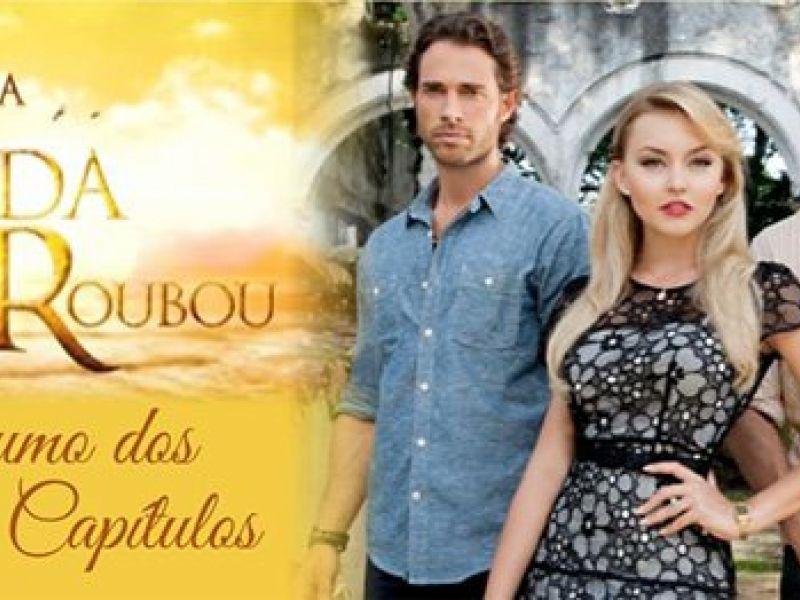 "Resumo da novela ""O Que A Vida Me Roubou"": capítulos de 24 a 28 de julho"
