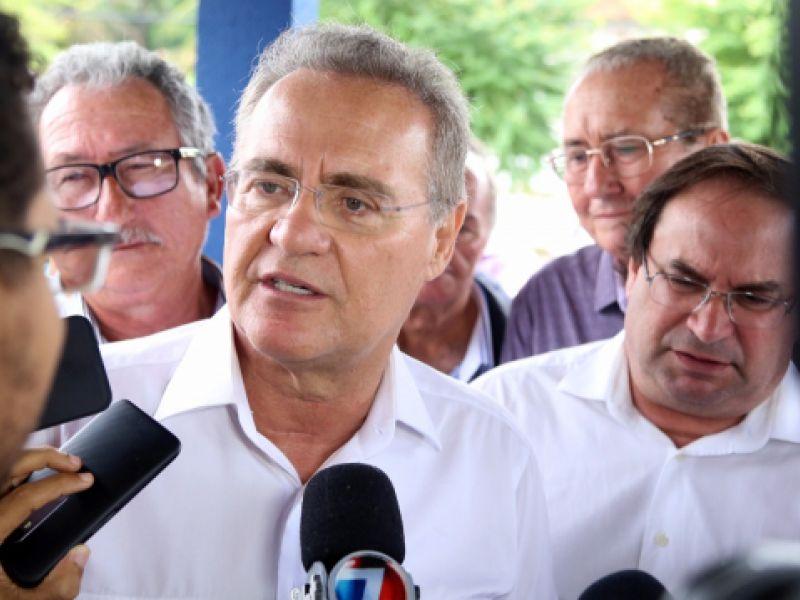 Em novas críticas a Temer, Renan diz que 'governo só fede e não cheira'
