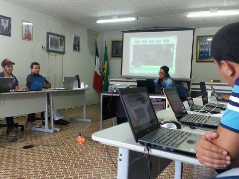 IMA capacita técnicos para atuarem no Cadastro Ambiental Rural em Penedo
