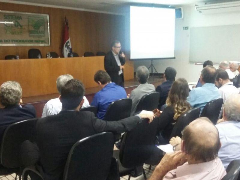 Codevasf apresenta contribuições para a agricultura irrigada em Alagoas