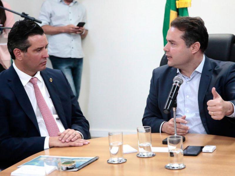 Governador e ministro assinam contrato para construção do Viaduto da PRF em Maceió