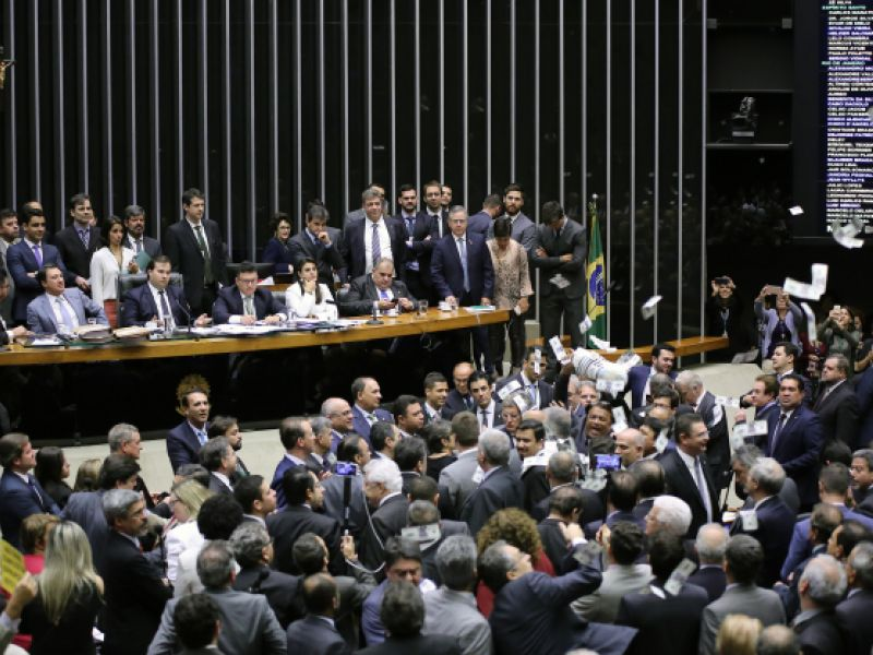 Confira como votou a bancada alagoana no processo criminal contra o presidente Temer