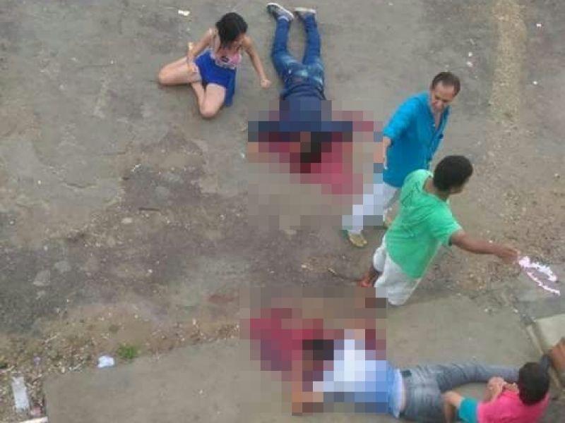 Dois irmãos de Penedo são executados a tiros por falsos policiais em Aracaju