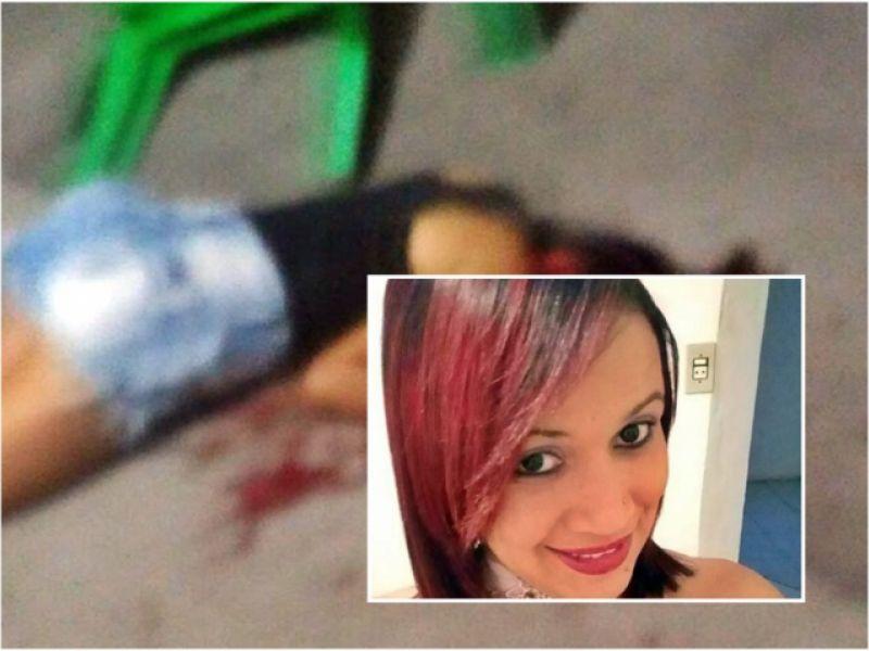 Após ser ameaçada, jovem de 24 anos é assassinada dentro de bar situado no Rancho Alegre