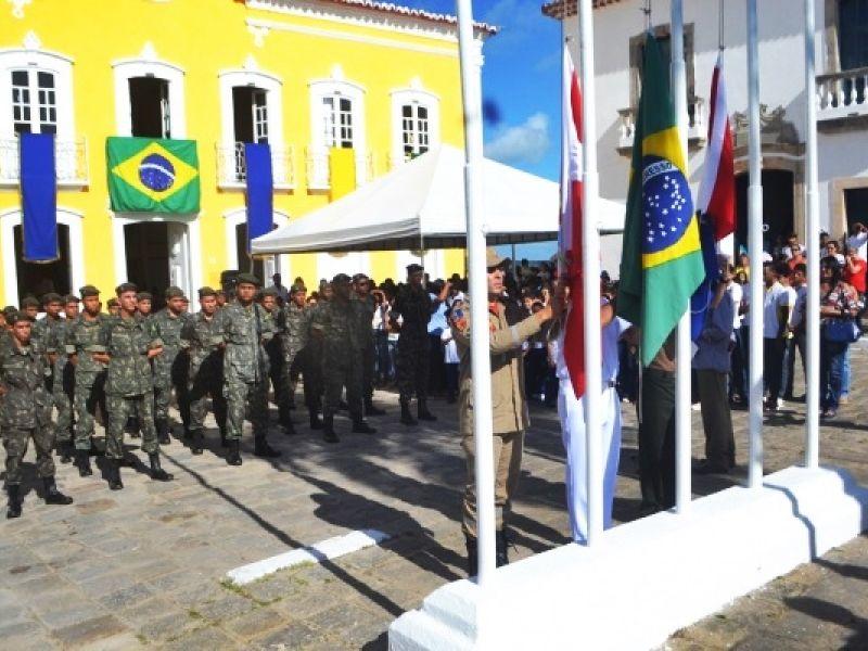 Prefeitura divulga programação da Semana da Pátria e ordem do desfile