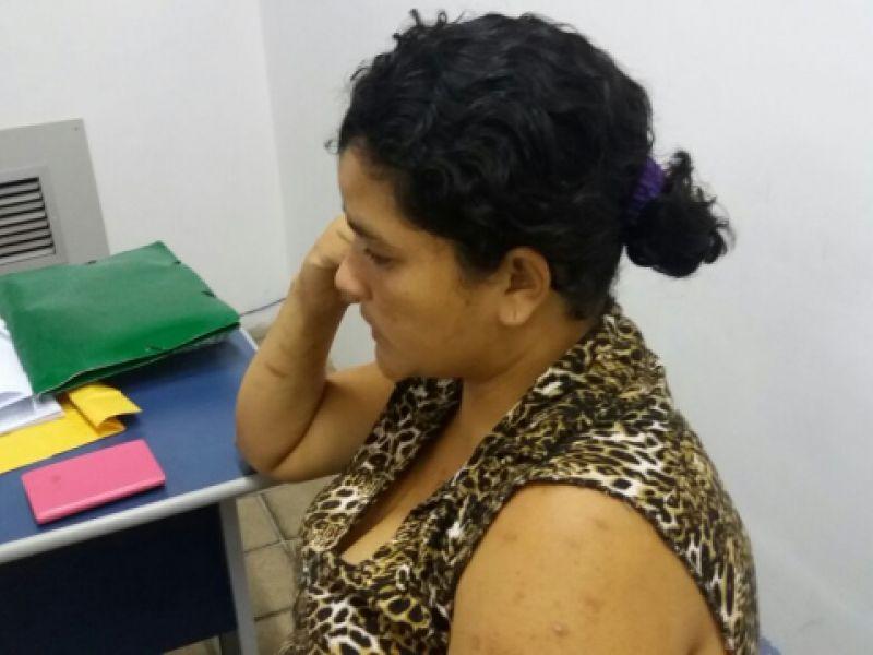 Áudio: Negociação envolvendo criança recém-nascida termina com duas prisões em Penedo