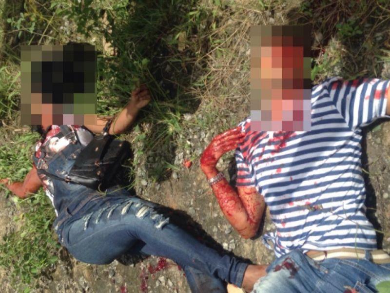 Policial reage a assalto e mata casal de assaltantes em van na AL-220