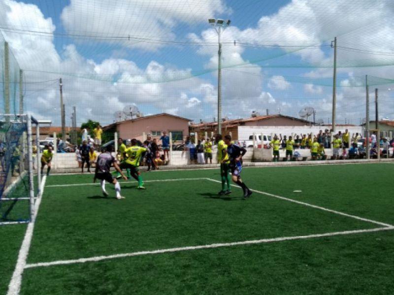 Emoção marca final do campeonato Fut6 na Arena Velho Chico em Penedo