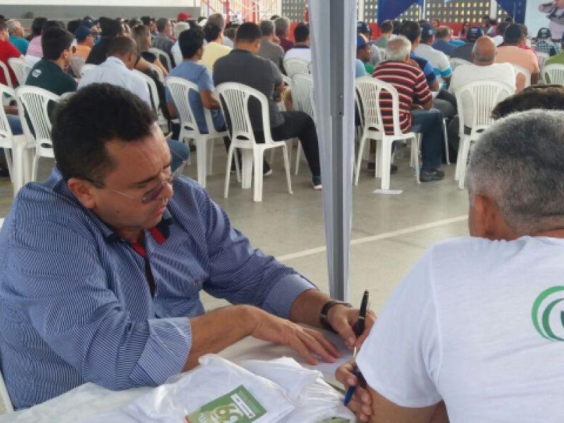 1º Workshop da Carcinicultura do Baixo São Francisco atrai centenas de pessoas em Brejo Grande