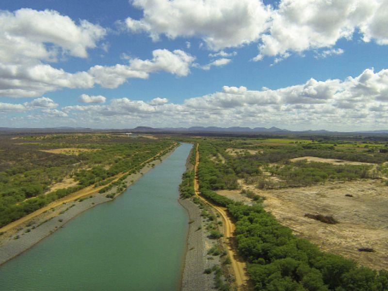Projeto define prioridades para uso das águas da transposição do São Francisco