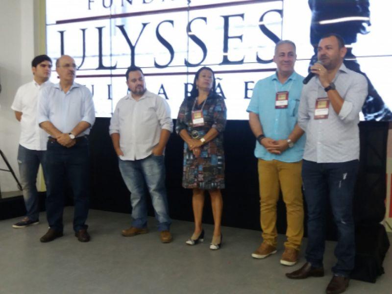 PMDB e Fundação Ulysses Guimarães celebram 10 anos do Programa de Formação Política