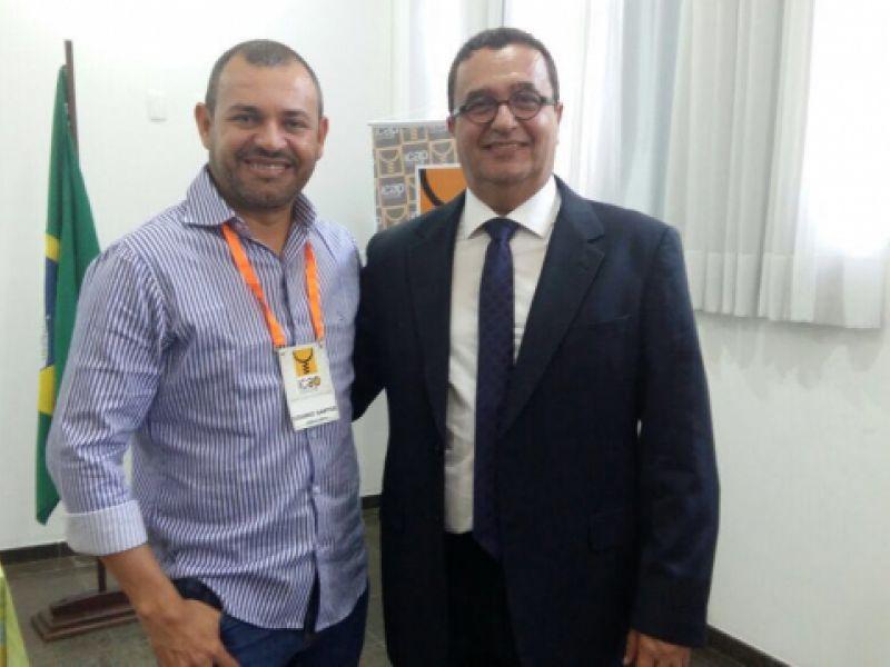 Igreja Nova representa Baixo São Francisco em Encontro Brasileiro de Agentes Públicos