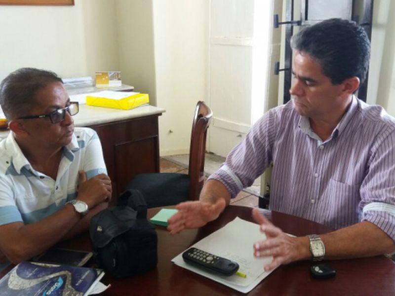 Alfredo Pereira inicia diálogo com lideranças comunitárias para conhecer necessidades locais