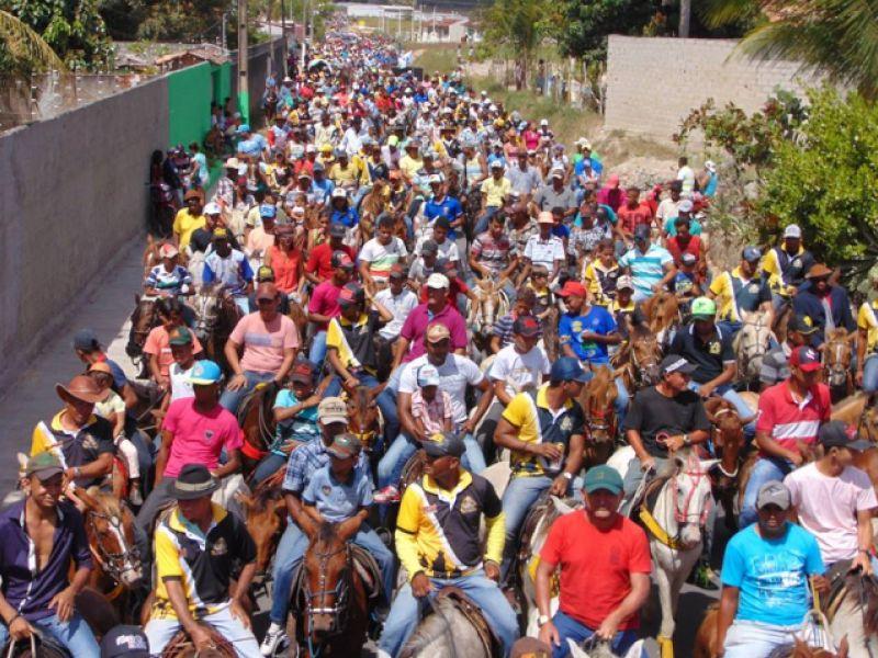 4ª Cavalgada Ruy Freire promete agitar Penedo no próximo domingo, 22
