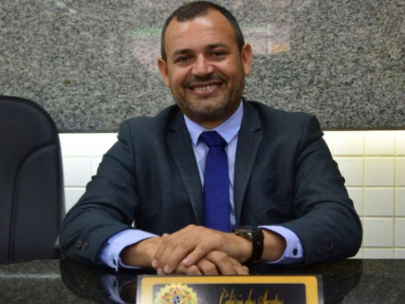 Baixo São Francisco pode ter o vereador Cidário dos Santos na disputa por uma cadeira na ALE