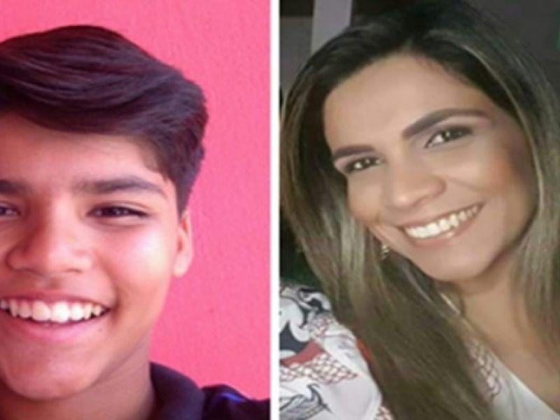 Mãe e filho morrem após carro capotar e cair em ribanceira em São Sebastião