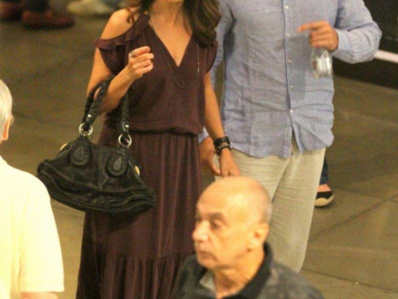 Novo namorado de Fátima Bernardes quer evitar expor relação: 'No momento'