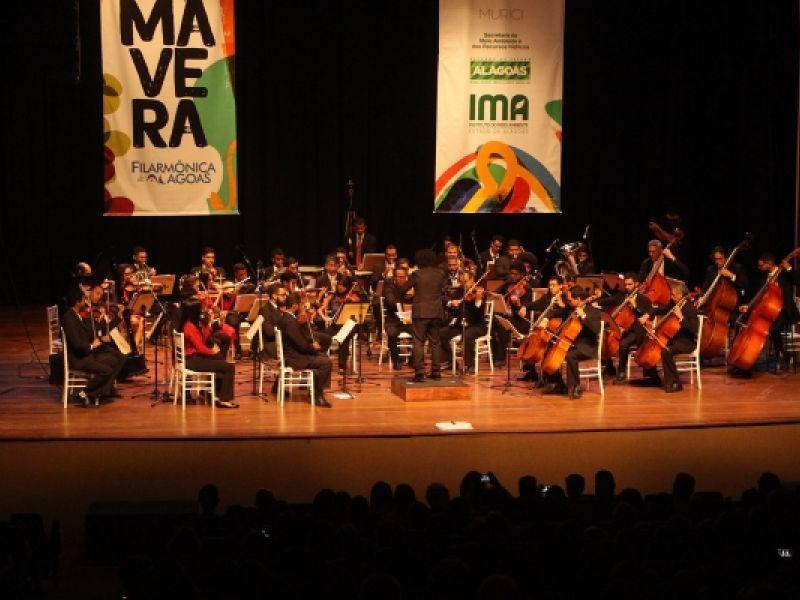 "Theatro Sete de Setembro recebe ""Concertos para a Primavera"""
