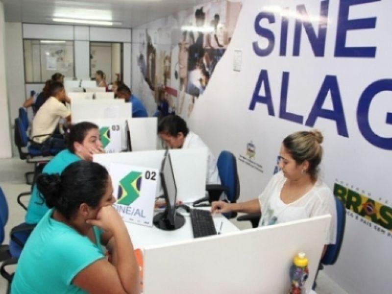 Sine Alagoas oferece 130 vagas de emprego na capital e interior