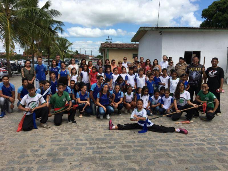 Projeto musical beneficia a Escola Denisson Menezes, em Maceió