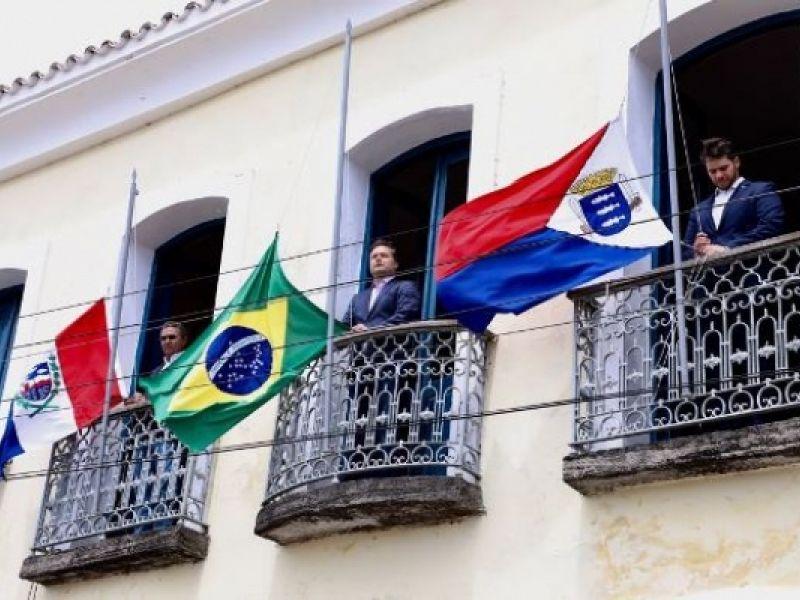 Nos 128 anos da República, Marechal Deodoro volta a ser capital de Alagoas