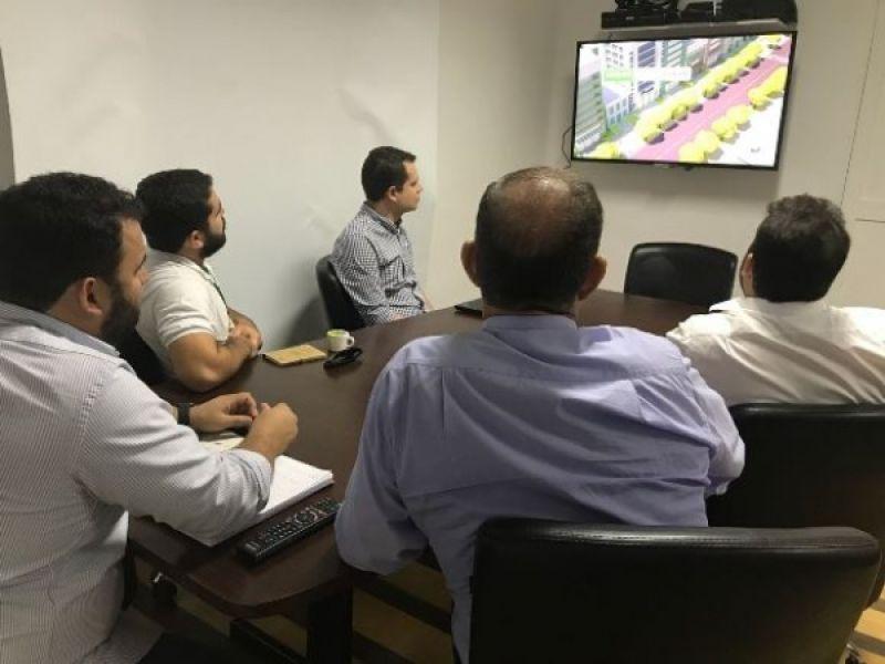 IMA/AL e Algás assinam convênio para parceria em projeto de arborização