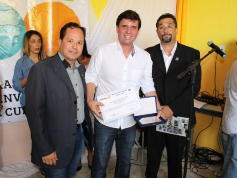 Prefeitura de Penedo investe mais de R$ 200 mil na reforma da Escola Rotary