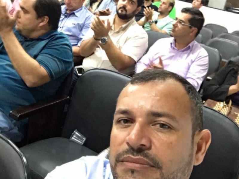 Governador Renan Filho designa vereador Cidário dos Santos para compor Conselho do FUNDEB