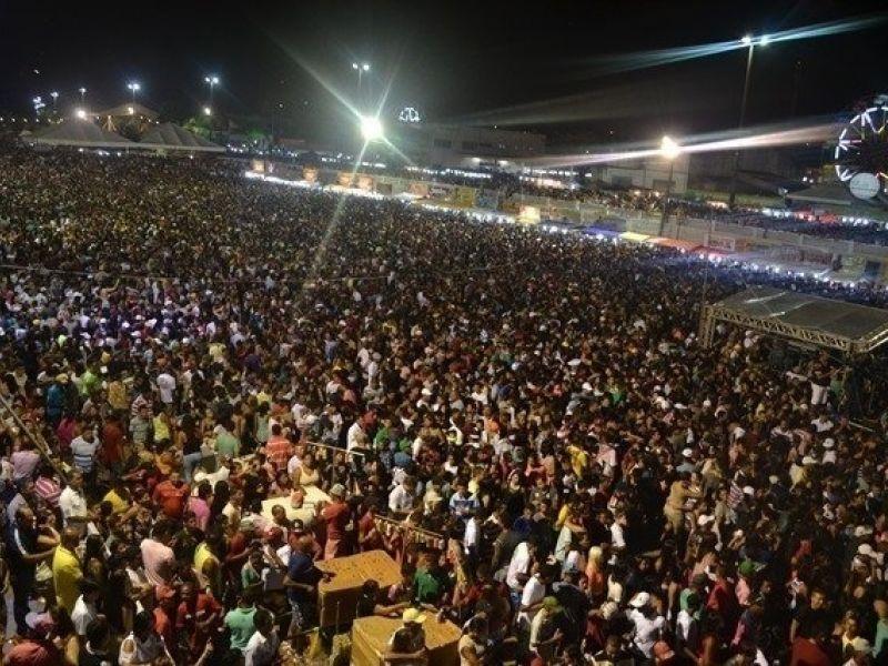 Programação cultural do Bom Jesus de Penedo começa dia 07 com shows na Praça 12 de Abril