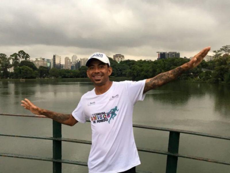 Gari penedense realiza sonho ao participar da Corrida de São Silvestre