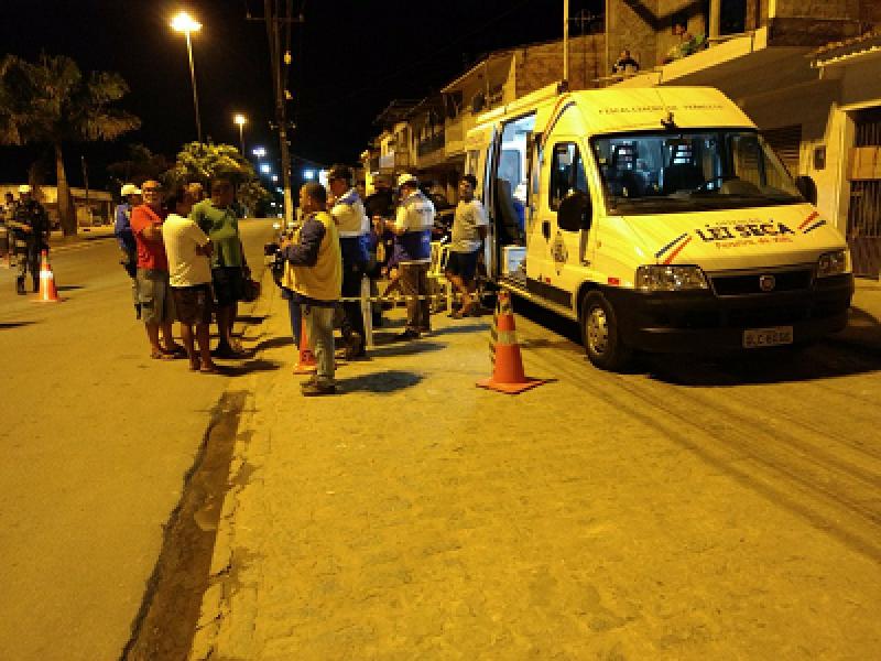 Lei seca e Bptran atuam em Alagoas e realizam operações em três cidades do Estado
