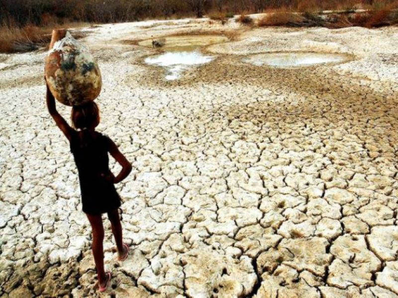 Projeto de lei cria fundo para combater a seca no Nordeste brasileiro