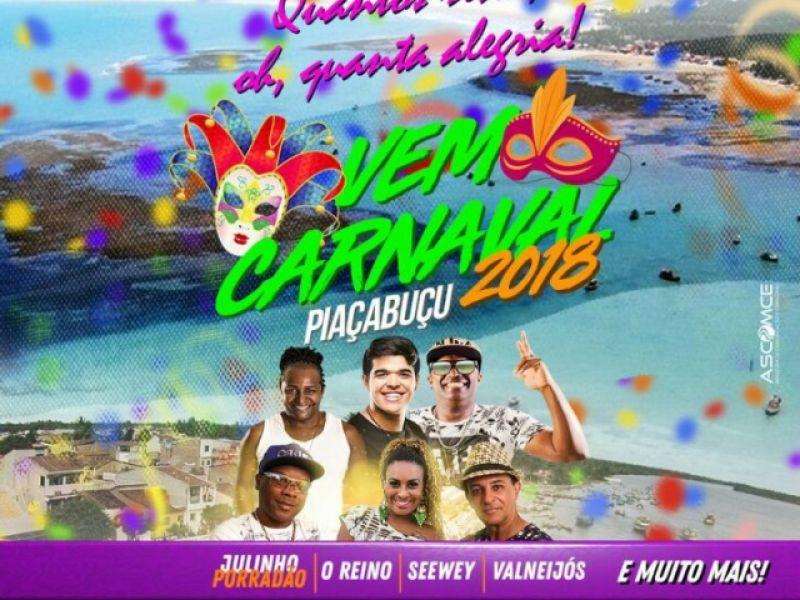 """""""O Carnaval no Pontal do Peba será bem animado e descanso só na quarta-feira de cinzas"""", avisa o prefeito Djalma Beltrão"""