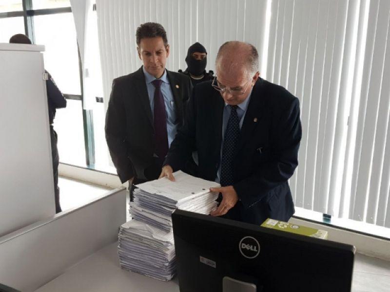 Acusados de fraudes fiscais são presos durante operações deflagradas nesta quarta, 31