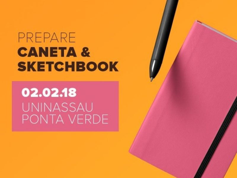 Uninassau Maceió realiza workshop de Ilustração e Design Gráfico nesta sexta, 2