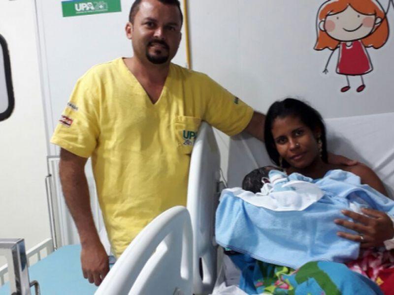 Vereador Macaxeira destaca profissionalismo e dedicação da equipe médica da UPA de Penedo